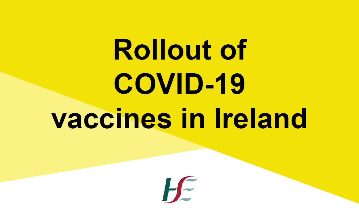 Rollout of COVID-19 vaccines in Ireland